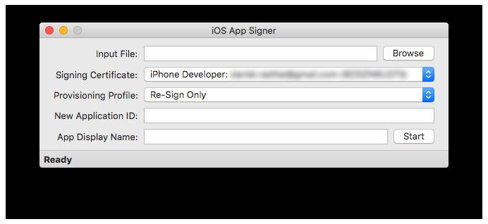 ios app signer for mac 2017