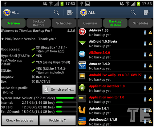 top rooted apps