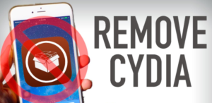 How to Delete Cydia from iPhone or iPad on iOS 11/10/9 or Earlier