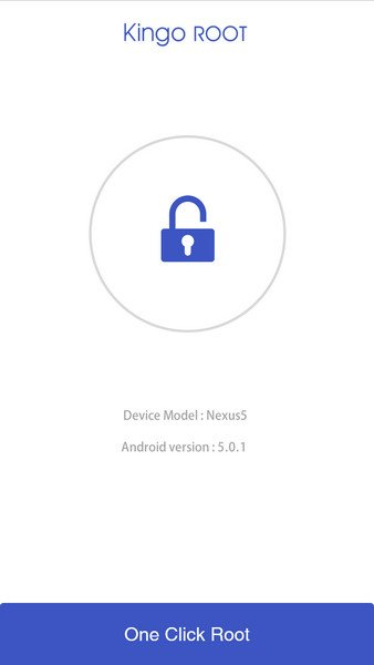 root android without computer using kingoroot