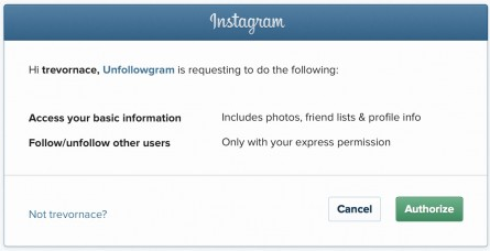 unfollowgram to find who unfollowed me instagram