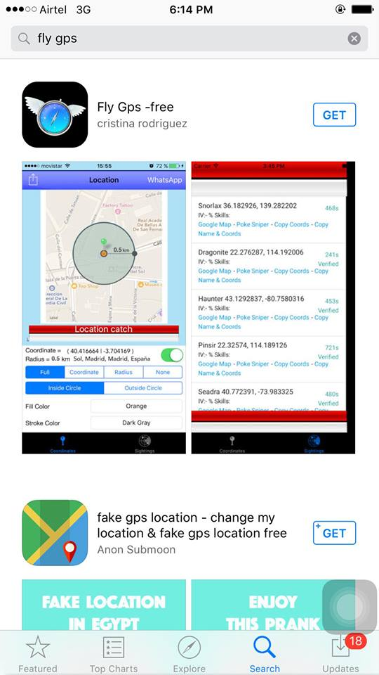 fly gps for ipad air 2