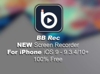 download bb rec iphone screen recorder