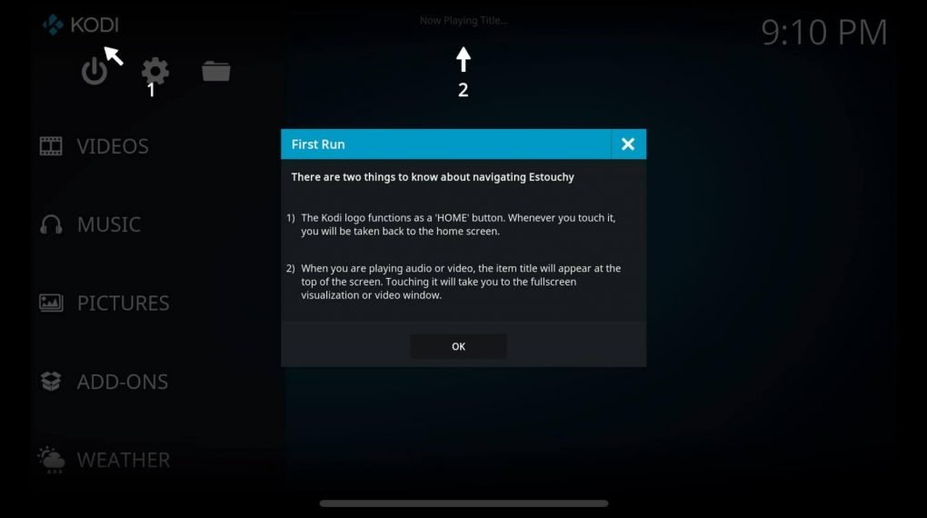 stream kodi on iphone