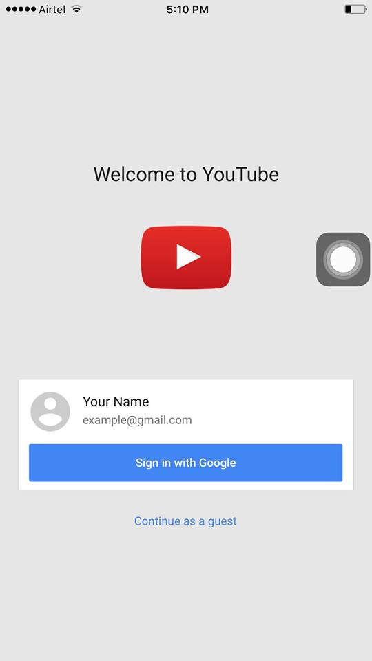 use youtube++ on your iPhone