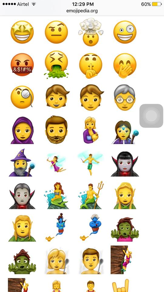 ios 11 emojis download for iphone