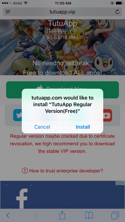 download tutu helper ios 11
