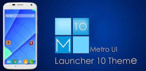 windows 10 launcher for android