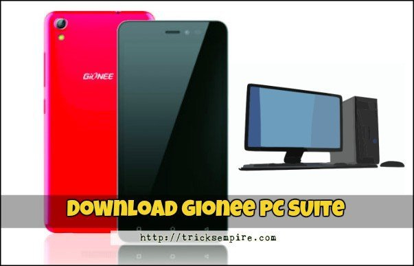 gionee pc suite mobile drivers download