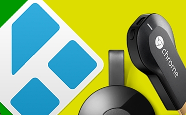 stream kodi to chromecast easily