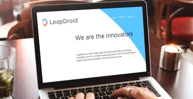 leapdroid - android pc download