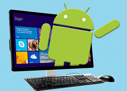 make your own best android emulator for windows