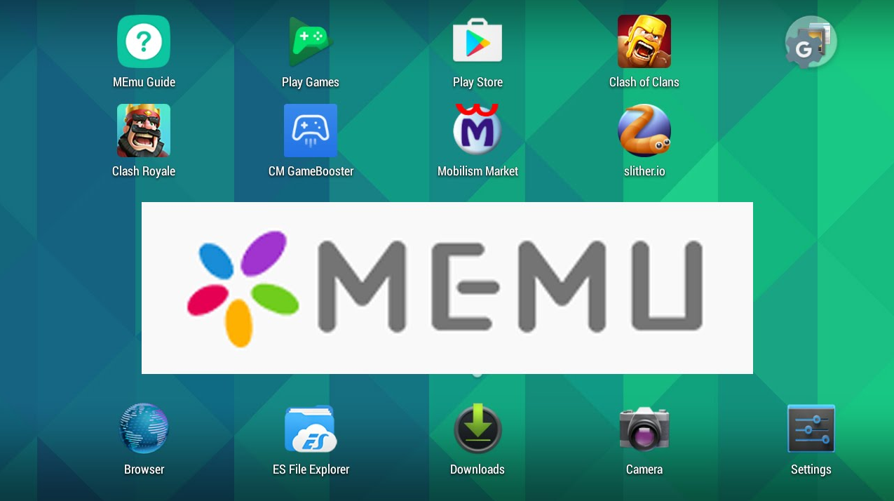 memu android emulator