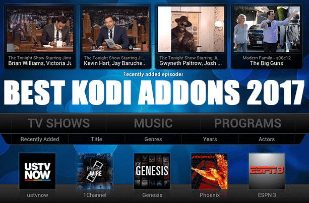 Best Live TV Addons for Kodi