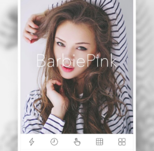 Aimera best camera apps for selfie