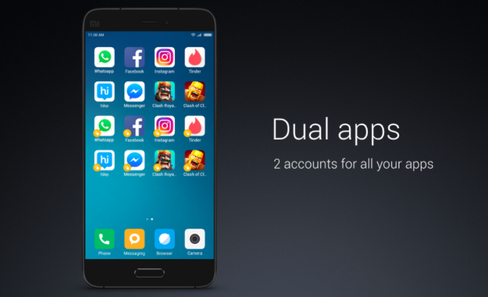 dual apps android
