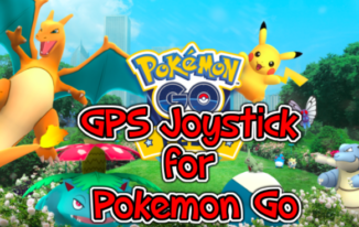 Fake GPS for Pokemon Go Joystick to Play the Game Without Moving