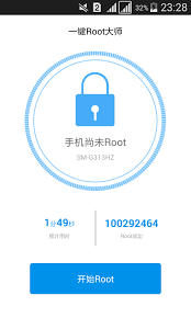 root dashi app for android