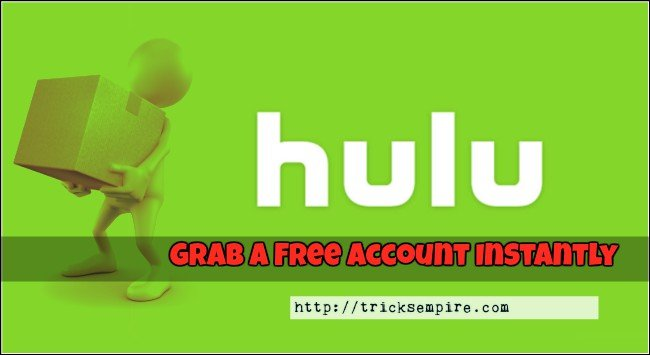 free hulu plus accounts and passwords 2018