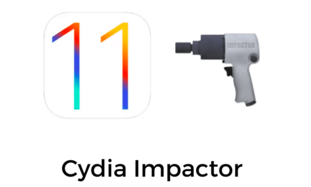 cydia impactor not working on ios 11