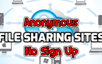 Best Anonymous File Sharing Sites to Share Files Online (Free) No Registration