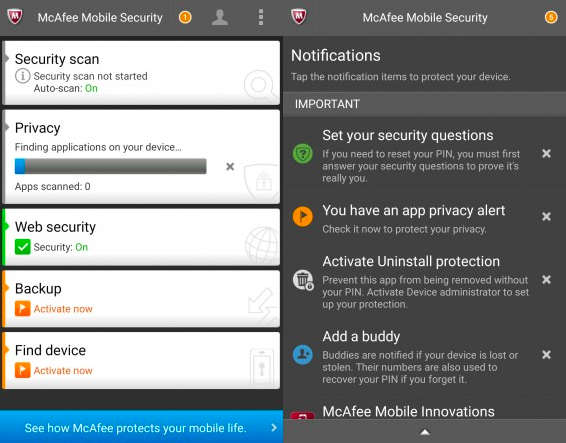 Best Antivirus For Android 2018 Top 9 Free Anti Malware
