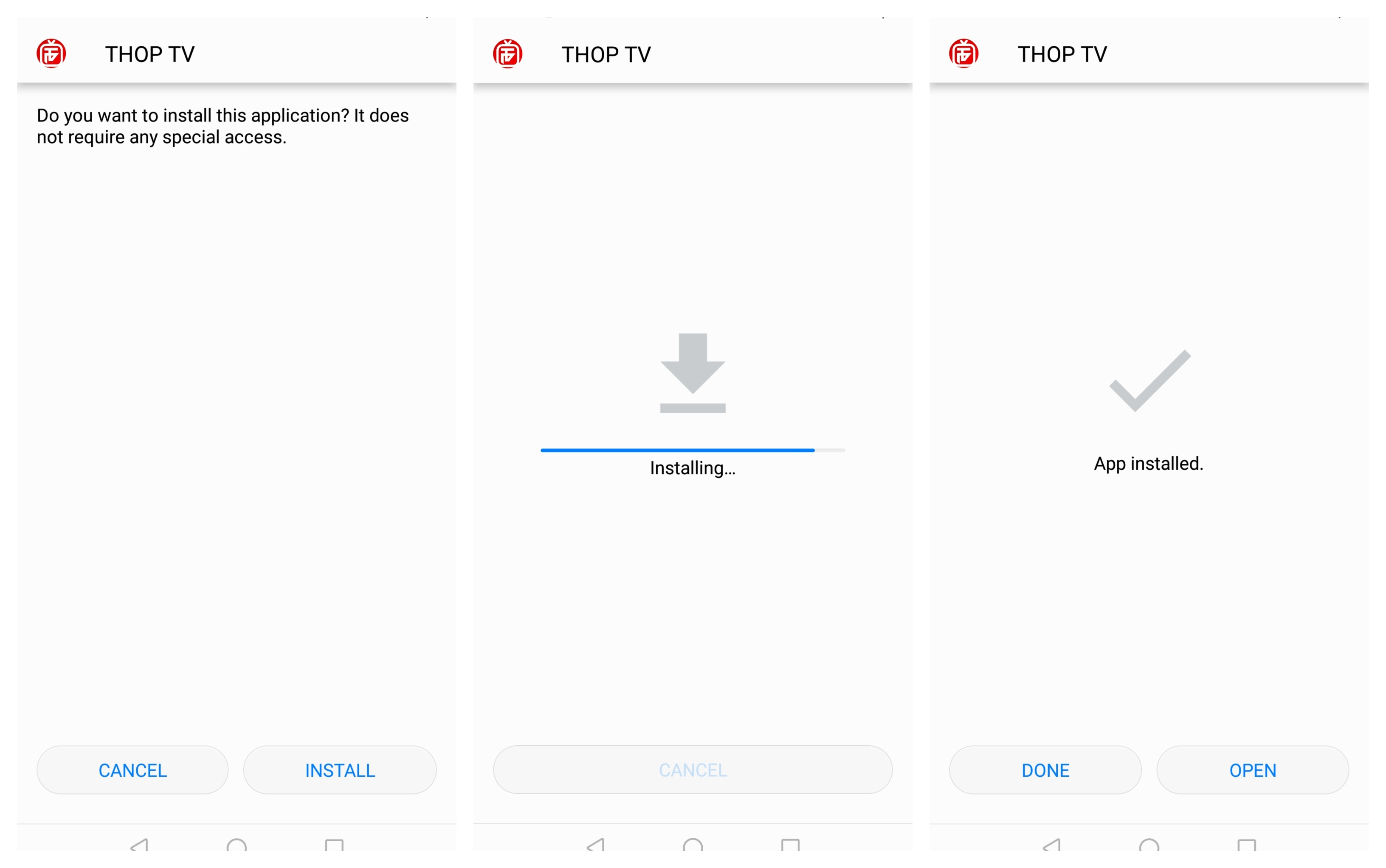 ThopTV APK v1 0 Download for Android - Watch IPL T20 Live (2019)